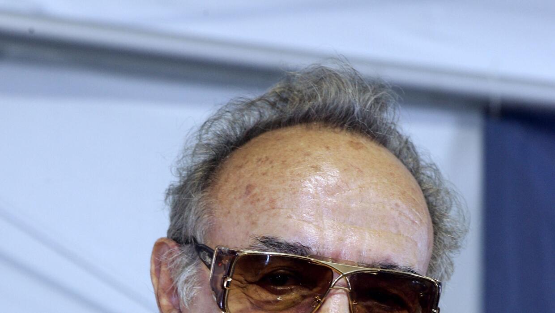 George Barris en una subasta de automóviles en mayo de 2005