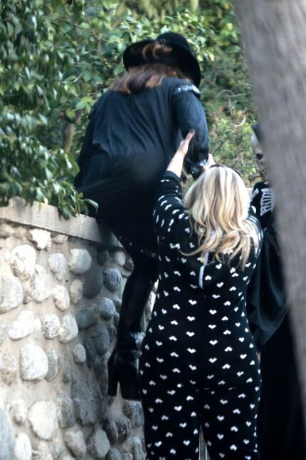 Eva y Ryan por fin dejaron ver a su pequeñita.