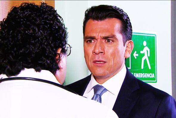 ¿Qué pasa Fernando? ¿Por qué esa cara de susto?