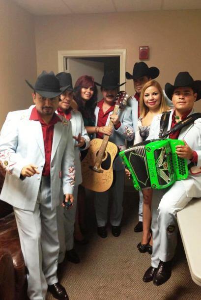 Así se vivió el gran convivio entre los ganadores de Univision Radio con...