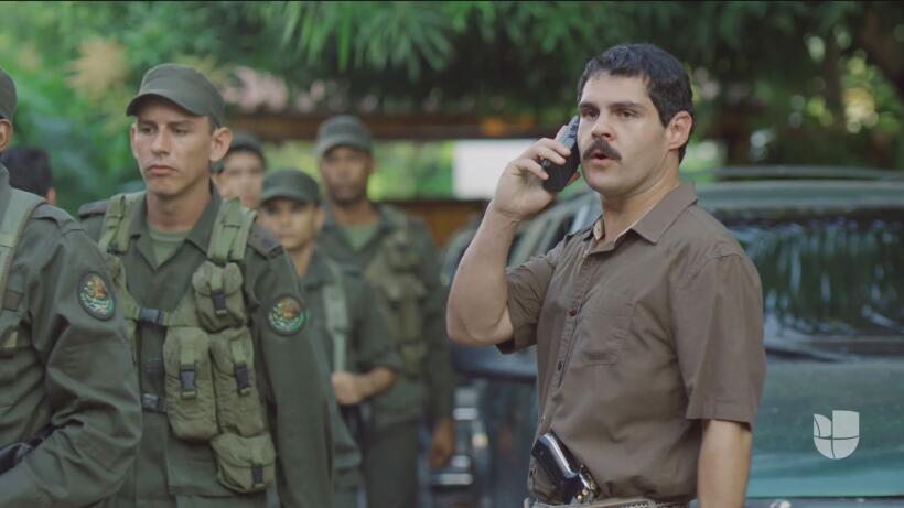 Tecnología en la serie 'El Chapo'