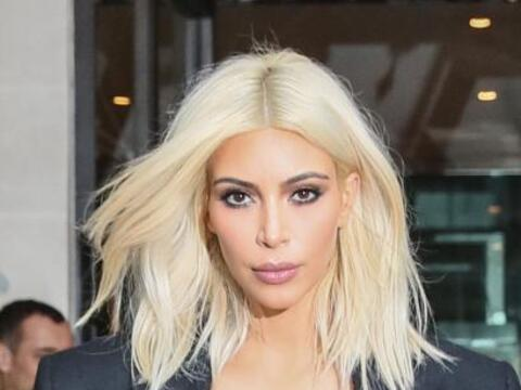 "Kim fue la ""comidilla"" durante la Semana de la Moda en Par&iac..."