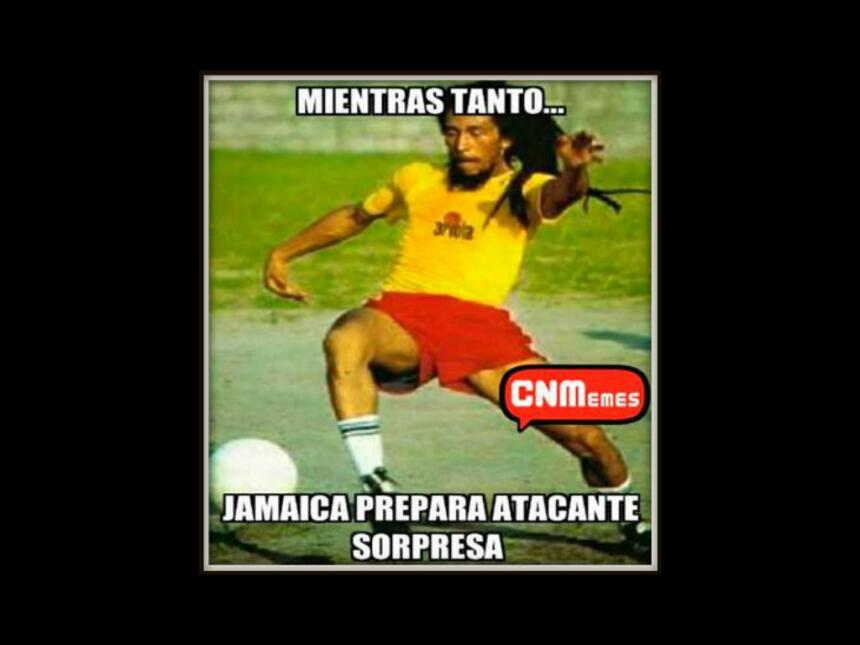 La eliminación de México,  el error Jamaica-África de Cavani, el choque...