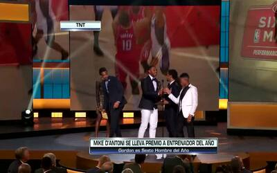 Contacto Deportivo Houston: Rockets celebra obtención de premios