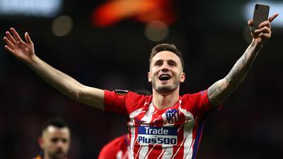 Saúl Ñíguez: el resurgir del joven talento del Atlético de Madrid