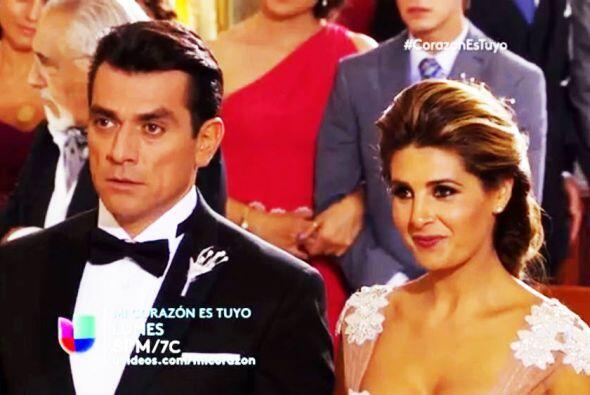 Ni con Don Fernando, ni con Johnny... ¿habrá algún caballero capaz de qu...