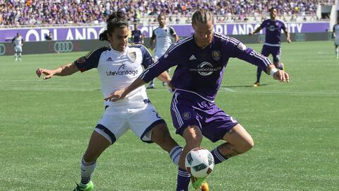 Orlando City SC 2-2 Real Salt Lake: Cyle Larin rescata empate para los p...