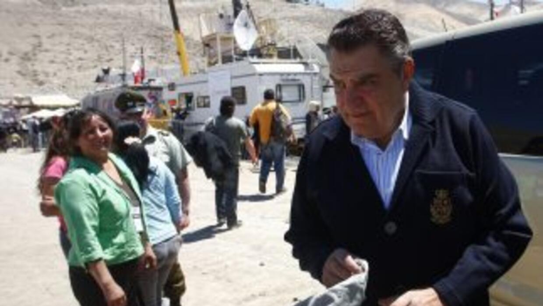 El famoso animador chileno Don Francisco anunció el lamentable accidente.