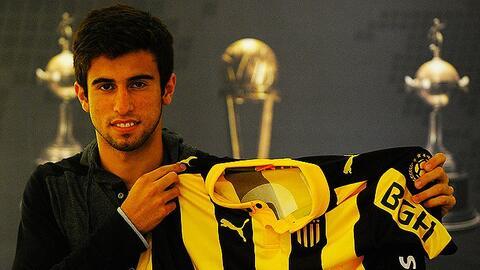El joven delantero uruguayo Diego Rossi se sumaría a Los Angeles FC.