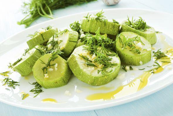 Consume vegetales de la forma más saludable: no utilices aderezos grasos...