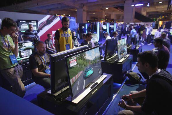 El evento es organizado por el portal de videojuegos Eurogamer.