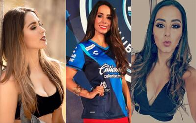 Las ''Octagon Girls'' del UFC modelan en body paint analauragallardo.jpg