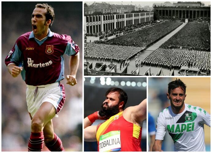Cuando el deporte se acercó mucho al fascismo y el neonazismo fascismo d...