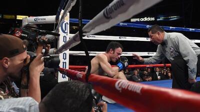 Chávez Jr. perdió ante Fonfara.