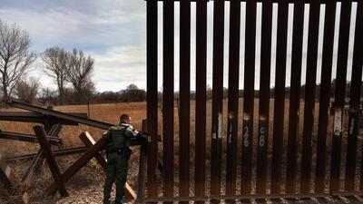 Los 12 requisitos de Trump para su muro con México