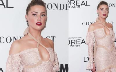 ¿Por qué Amber Heard no ha donado el dinero prometido a caridad?