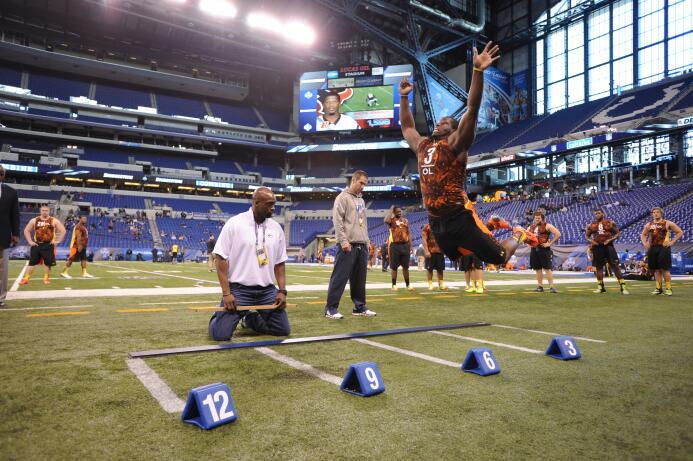 NFL Scouting Combine ¿En qué consiste cada prueba?