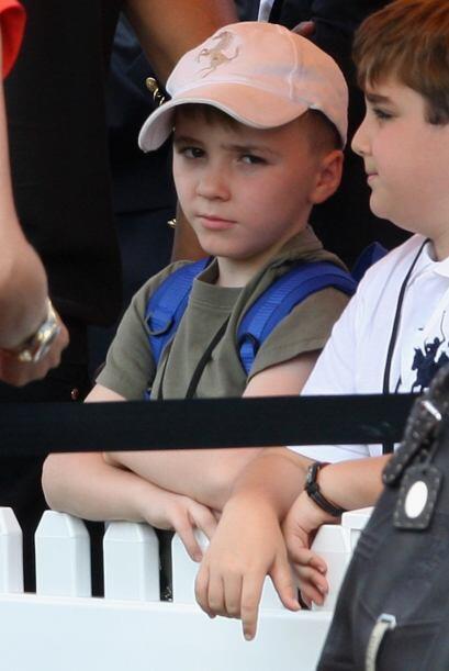 Rocco sacó los rasgos y el carácter de su padre. En mayo de 2009, con mi...