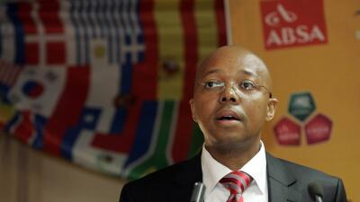 Comité de Ética suspende durante cinco años al sudafricano Leslie Sedibe