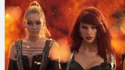 Taylor Swift - Bad Blood taylor.PNG