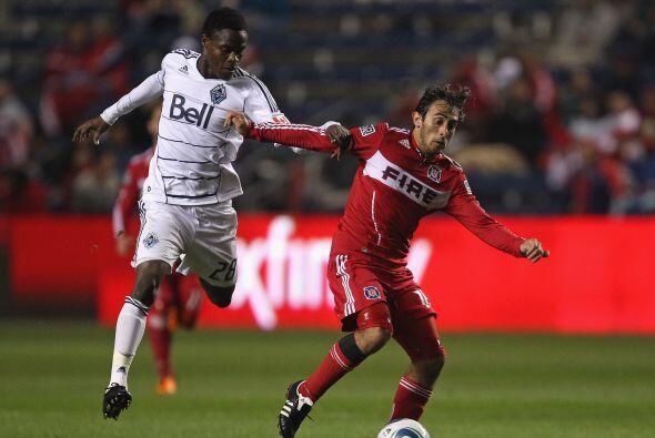 Chicago y Vancouver repartieron puntos con un empate sin goles en el qu...