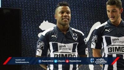 Uniforme Rayados de Monterrey Apertura 2015