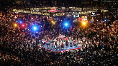 Oscar de la Hoya y el inició de la tradición del Cinco de Mayo en el boxeo