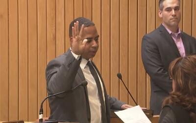 Héctor Lora, elegido como alcalde interino de la ciudad de Passaic