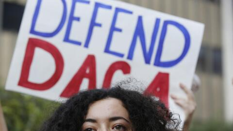 La cancelación de DACA siembra dudas sobre el futuro inmediato de...