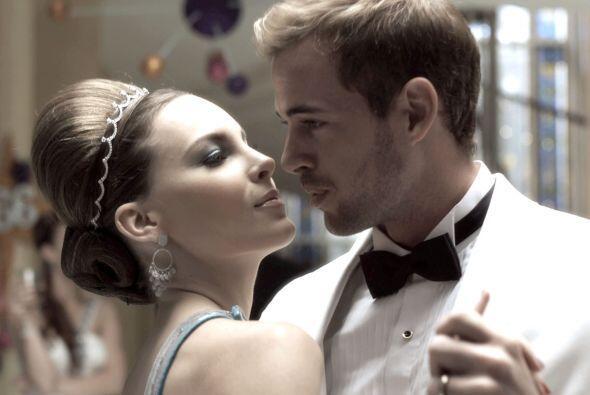 """Con William Levy protagonizó """"Ana y Anette, Nobles"""" en..."""