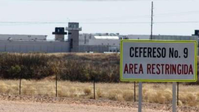 El Cefereso 9 queda ubicado en la fronteriza Ciudad Juárez, en el...
