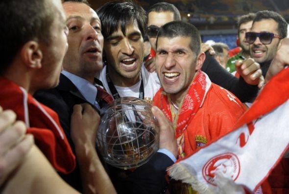 Braga corona así un ciclo de varios años en los que fue Sub campeó de la...