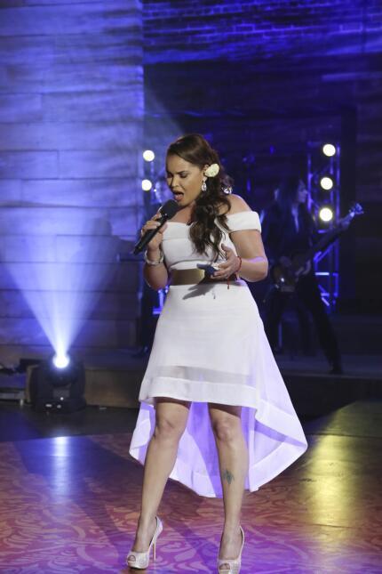 Yohanny Rodríguez es la ganadora de La Reina de la Canción.
