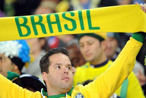 Brasil es cabeza de serie del Grupo B que también lo conforman Paraguay,...