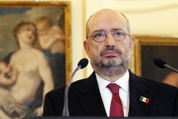 Principalmente la secretaría informó que México 'no permitirá que los ar...