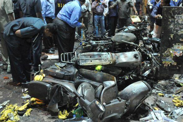 Los atentados ocurren tras la ejecución, el 7 de febrero, de un musulmán...