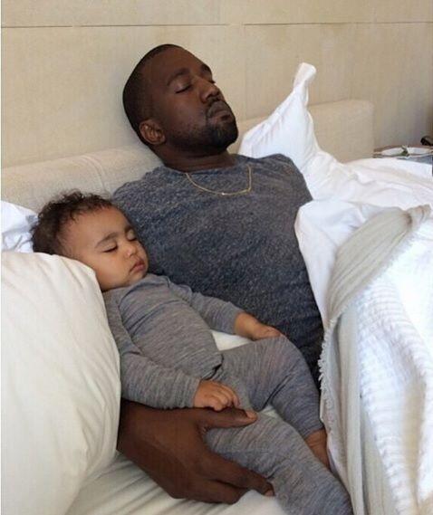 El rapero disfruta cada momento en familia. Se nota que es un padre muy...