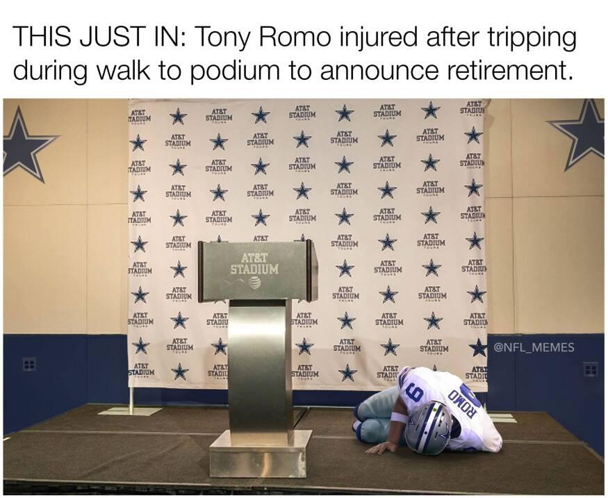 "Tony Romo reconoce: ""Houston estaba hasta arriba en mi lista"" C8lT0HBXsA..."