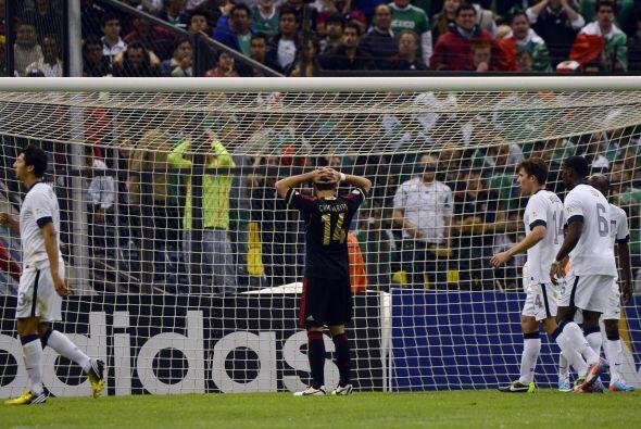 Y llegó finalmente el punto de quiebre, cuando en el Estadio Azteca se r...