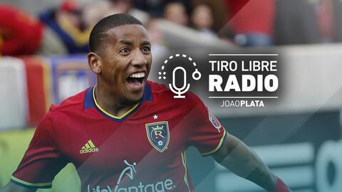 Podcast Tiro Libre Radio con Joao Plata