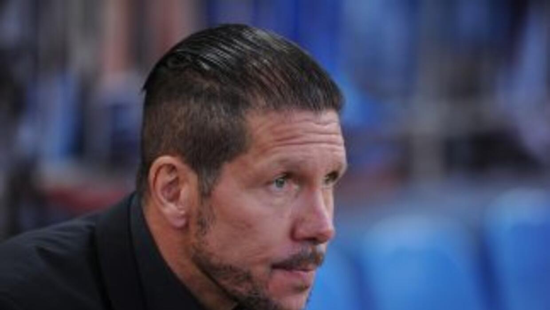 Diego Simeone conquisto la Liga, la Súpercopa y llegó a la final de la C...
