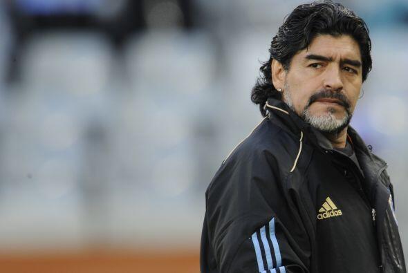 Antes del Mundial de Estados Unidos, Diego Maradona disparó con un rifle...