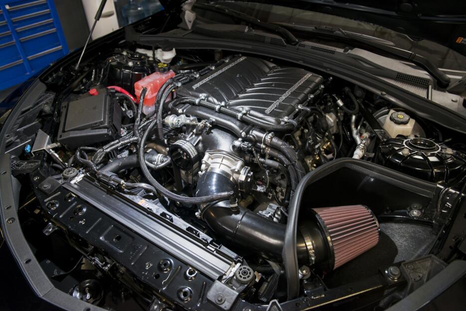 Hennessey Camaro ZL1