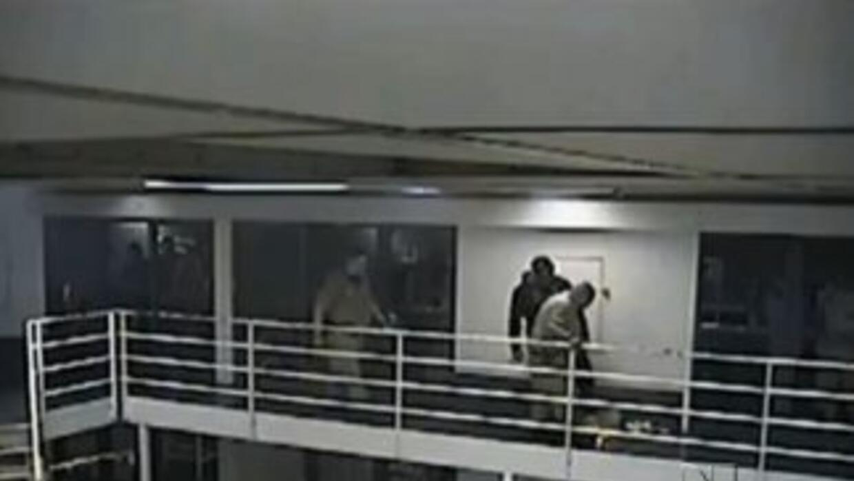 Insólito video de una prisión en Nuevo México
