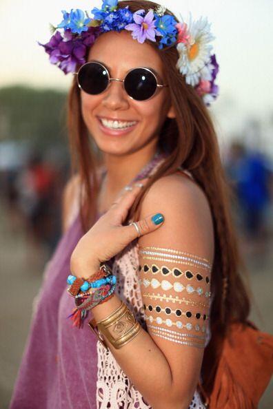 Los festivales de música tipo Coachella son escenarios en donde vemos es...