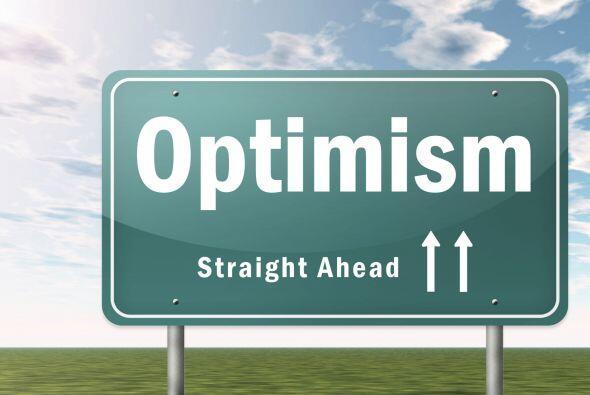 Optimismo ante todo. Moriarty decidió tomar ese enfoque. Usar un lenguaj...
