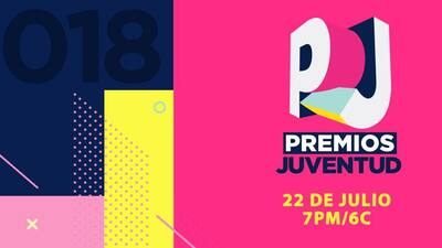 Premios Juventud this Sunday on Univision