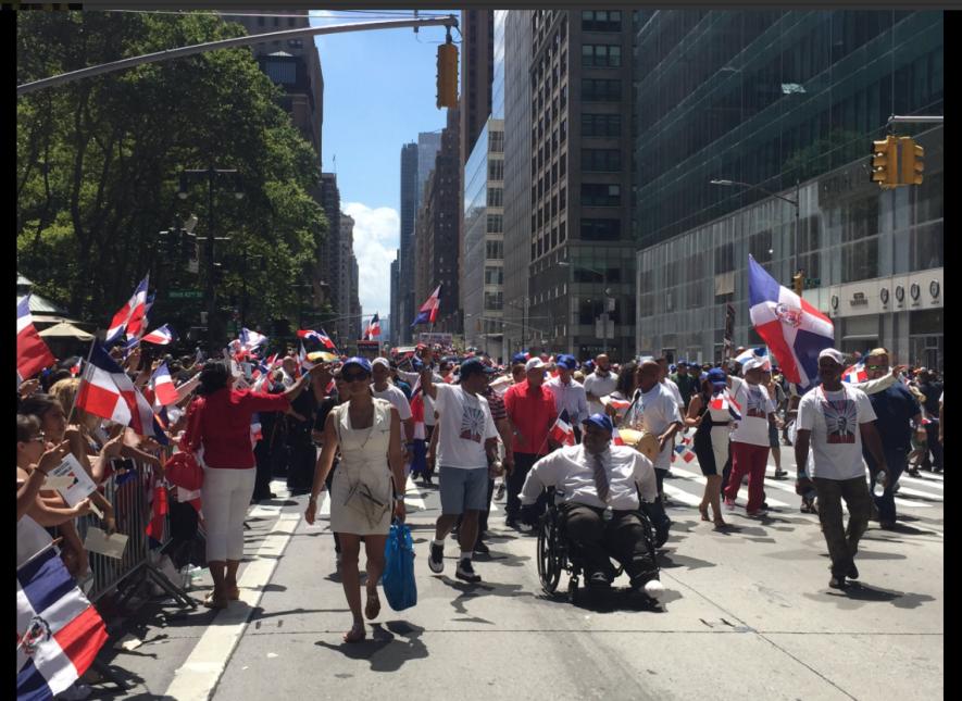 El mayor número de dominicanos en la diáspora -600,000- viven en la zona...