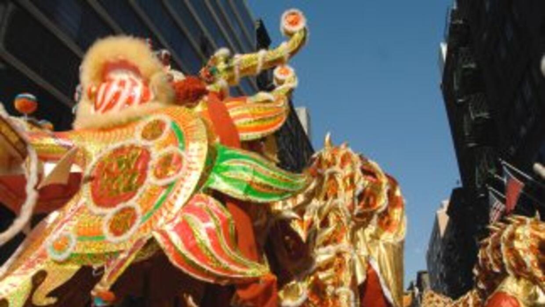 Desfile de Año Nuevo Chino
