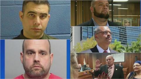 Acusan a un grupo de policías en Florida de torturar y robar a quienes d...